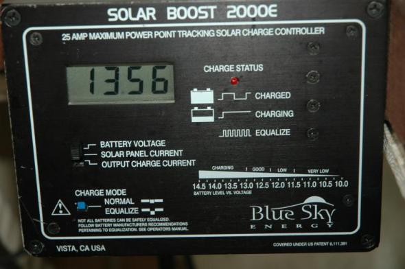 SolarBoost2000Panel