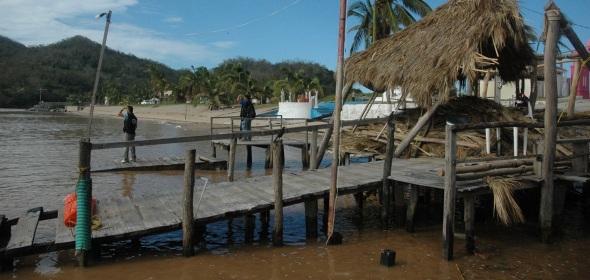 Taxi Acquatico docks